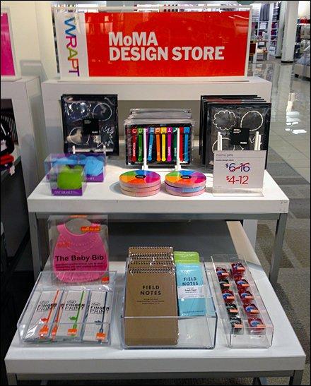 pop up moma design store partnering fixtures close up. Black Bedroom Furniture Sets. Home Design Ideas