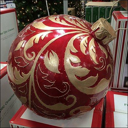 big christmas balls main - Big Christmas Ornaments