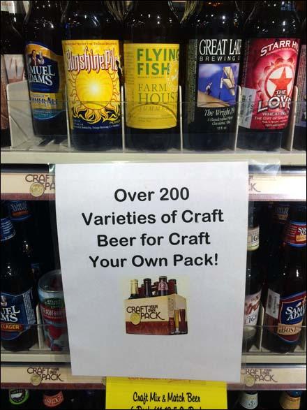 Wegmans Craft Your Own Beer