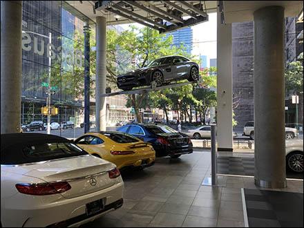 Mercedes Benz Manhattan ParkPlus Sports 1