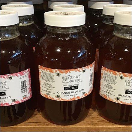 Beekeepers Daughter Raw Honey Bulk Pack – Fixtures Close Up