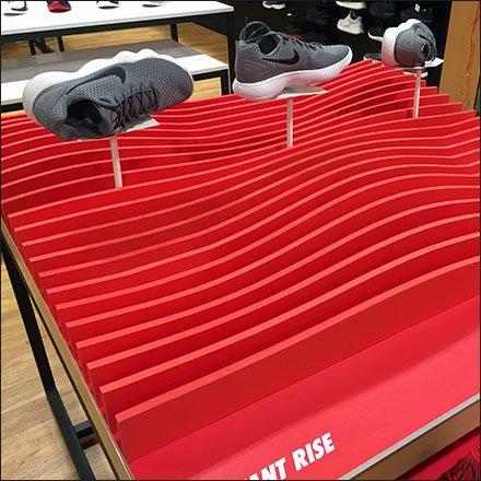 c1c1c7d22f77 Nike React Table-Top Terrain Display – Fixtures Close Up