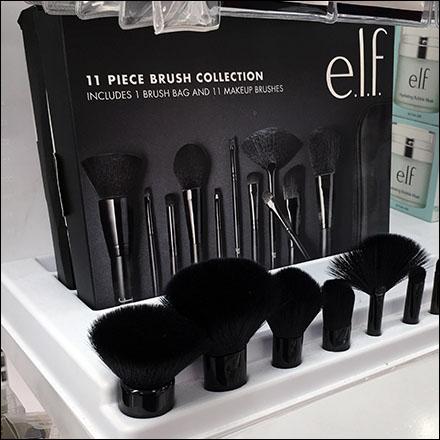 Elf Cosmetics Brush Collection Sample